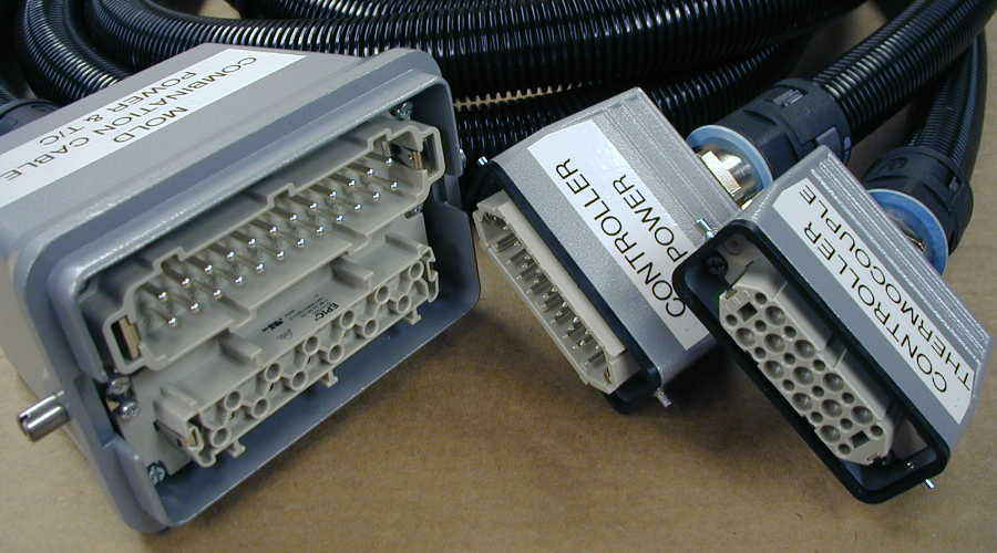 Custom Cable Assemblies