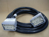 48 Pin (2 X 24) Stack Mold Cable